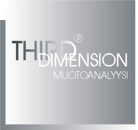 muotoanalyysi, third dimension