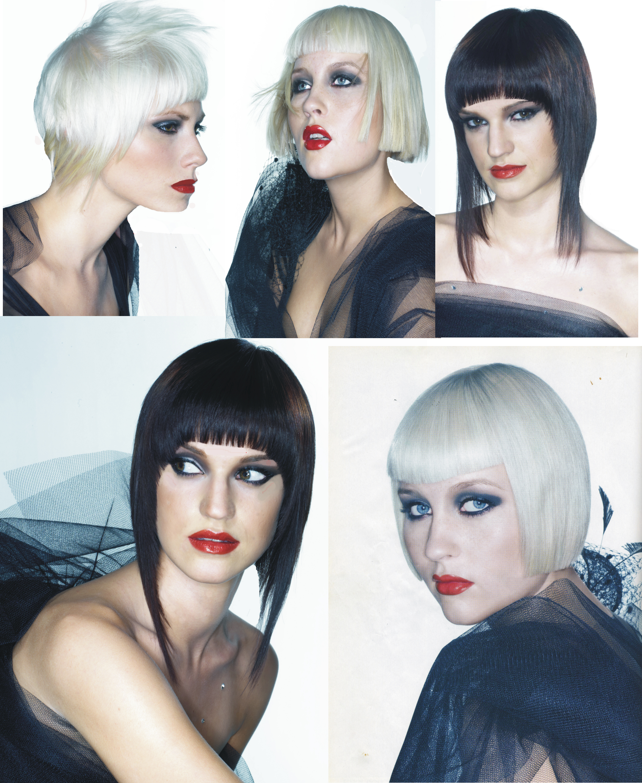 Kampaamo PIRKKO JAAKKOLA Hiusmuotoilu, hiusmalleja, kampauksia